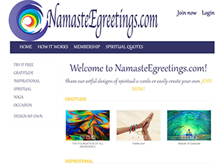 namasteegreetings.com
